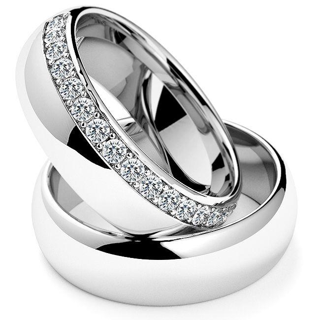 Elnora-trouwringen