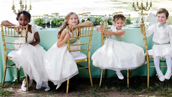 Babysit voor je huwelijksfeest