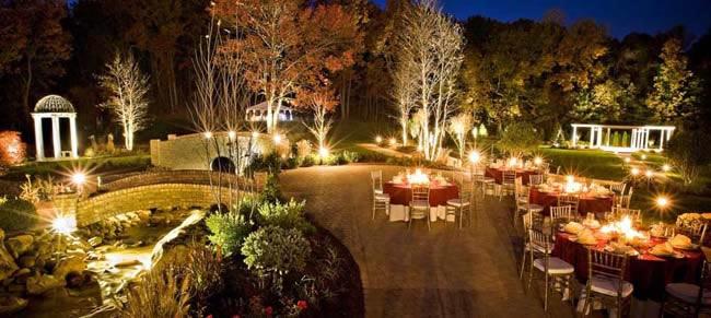 Een bruiloft in je eigen tuin