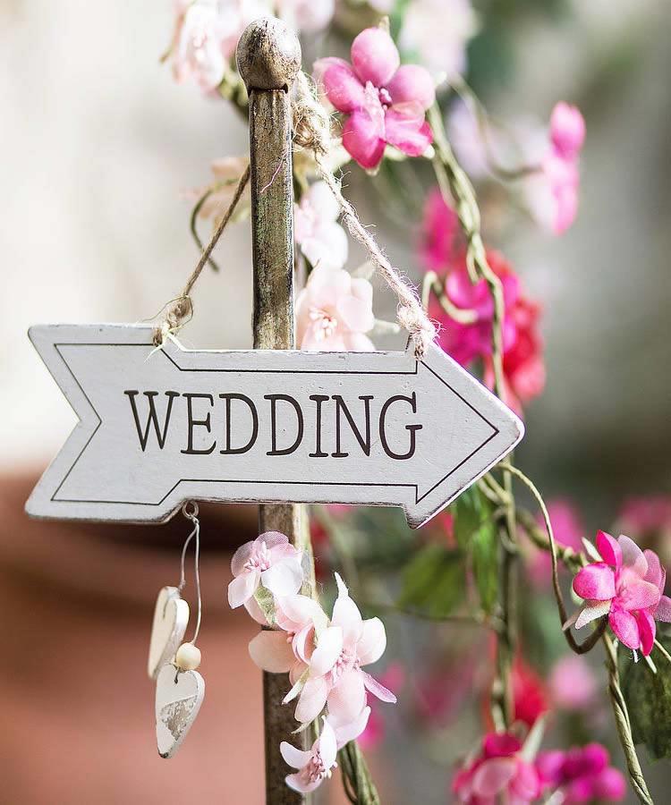 Decorateurs huwelijk