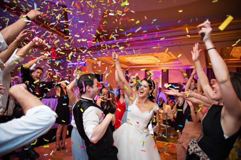 DJ voor bruiloft