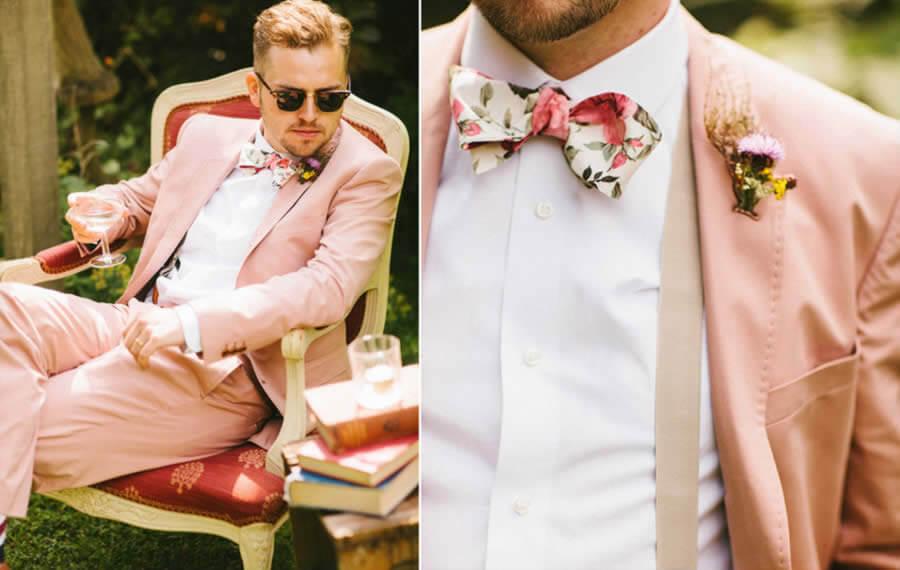 Accessoires die een bruidegom niet moet missen