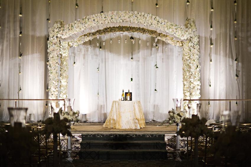 Herinnering dierbaren bruiloft