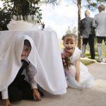 Geen kinderen op je bruiloft