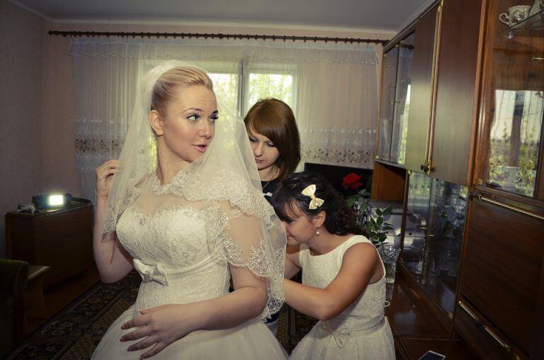 Ochtend tips voor de bruid zo begin je aan je trouwdag