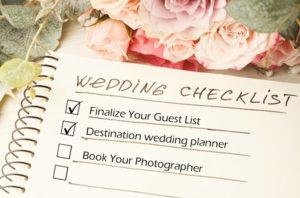 marokkaanse bruiloft checklist