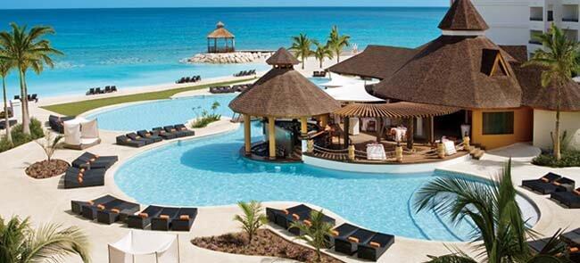 Huwelijksreis Montego Bay Jamaica