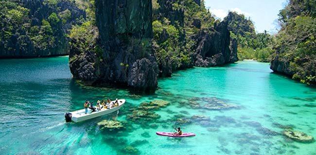 Huwelijksreis Palawan-Filippijnen