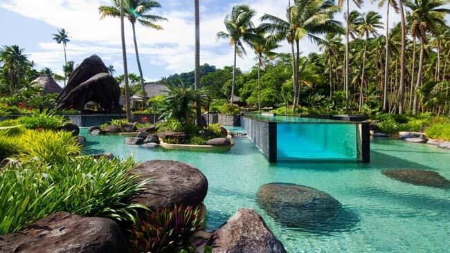 Huwelijksreis Figi