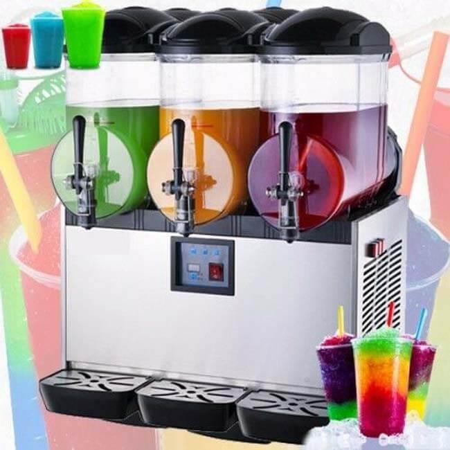 Slushpup machine