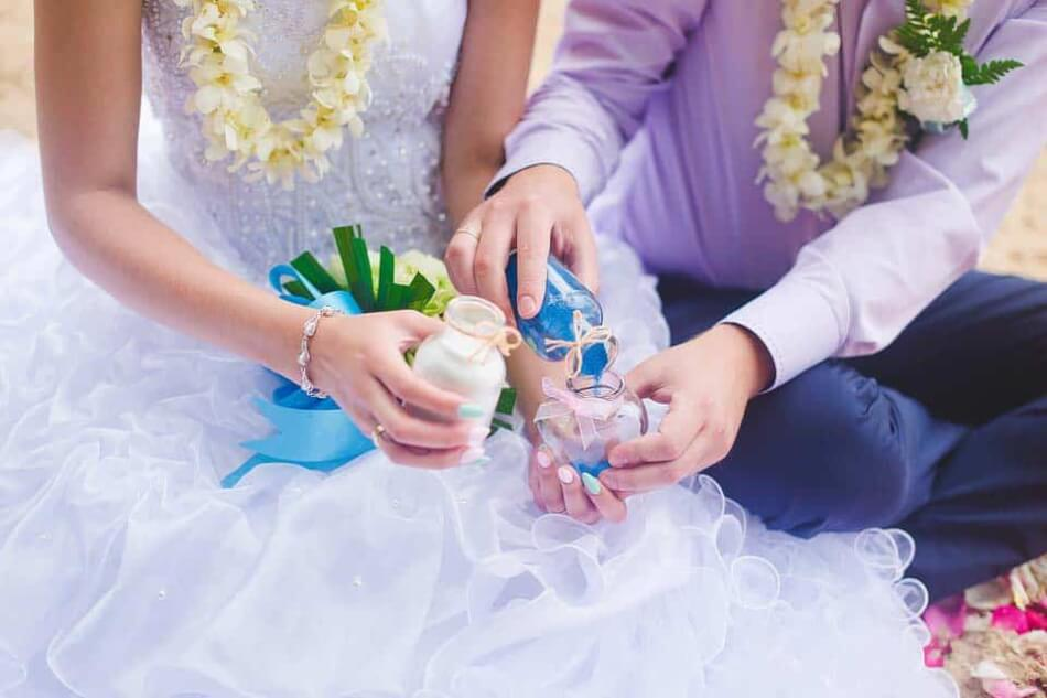 Zomer bruiloft