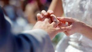 % tips bij aankoop trouwringen