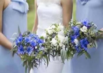 Trends bruidsboeket
