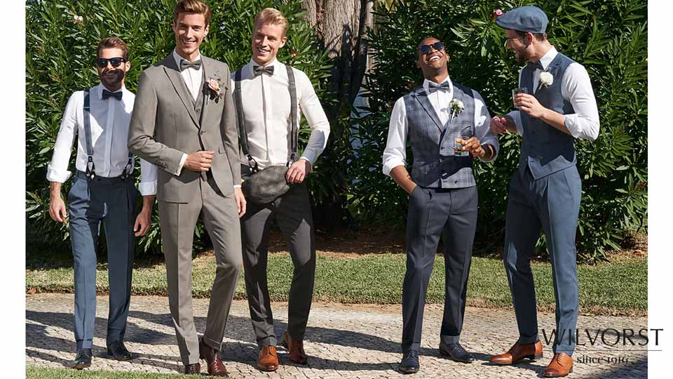Tips trouwpak kopen
