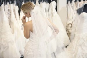 Fouten aankoop trouwjurk