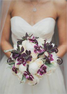 Bruidsboeket-orchidee