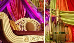 Marokkaanse bruiloft dtyling