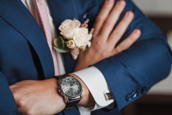 Horloge voor de bruidegom