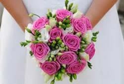 Brussels Flower bruidsboeket