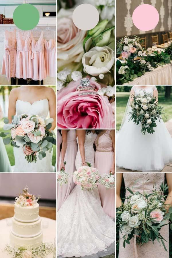 Bruiloft thema inspiratie