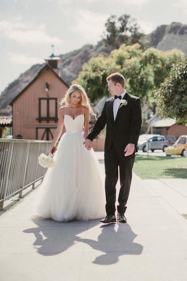 Klassieke stijl bruidegom