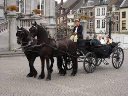Trouwkoets regio Limburg