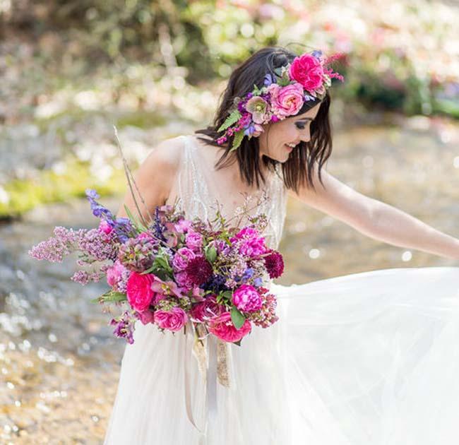 Tips bloemen lente bruiloft