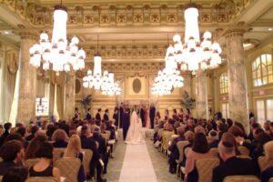 De volgorde van de huwelijksceremonie